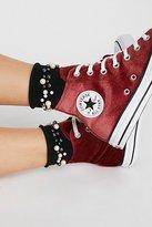 Free People Veux Pearl Anklet