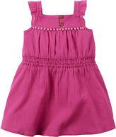 Carter's Pink Sleeveless Dress Set - Baby Girls newborn-24m
