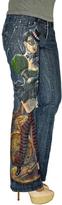 SJC Couture Tattooed Jeans