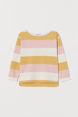 H&M Cotton Jersey Top