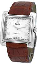 Ebel La Carree 1214003 Stainless Steel Automatic 40mm Mens Watch