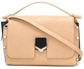 Jimmy Choo Lockett shoulder bag - women - Leather - One Size