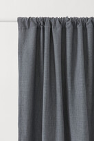 H&M 2-pack Blackout Curtains - Gray