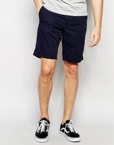 Tommy Hilfiger Chino Shorts In Navy