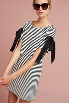Maeve Ribbons & Stripes Dress