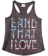 O'Neill Girls' Love Land Tank Top (414) - 8145143