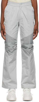 Post Archive Faction (PAF) Post Archive Faction PAF Grey Technical 3.1 Right Trousers