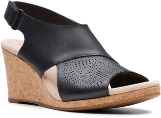 Clarks Lafley Joy Women's Wedge Sandals