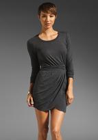 Heather Long Sleeve Banded Dress