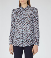 Reiss Hale Printed Shirt