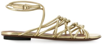 L'Autre Chose Metallic 20mm Sandals