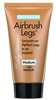 Sally Hansen Airbursh Legs Trial Size Tube, Medium, 0.75 Fluid Ounce