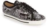 French Sole Women's 'Hampton' Water Resistant Patent Leather Sneaker