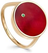 Astley Clarke Ruby Mars Ring