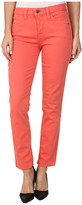 Miraclebody Jeans Sandra D. Skinny Ankle in Coral