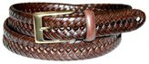 Dockers 30mm Big & Tall Glazed Top Braided Belt (Extended Size)