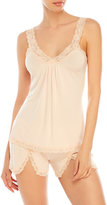 Mimi Holliday Lace-Trimmed Cami