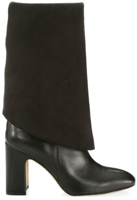 Stuart Weitzman Lucinda Tall Leather Boots
