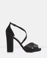Forever New Olga Cross Strap Platform Sandals