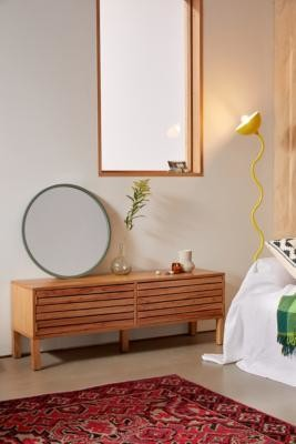 Urban Outfitters Lita Low Sideboard - Beige ALL at