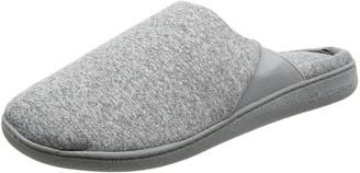 Dearfoams Women's Closed Toe Scuff Open Back Slippers