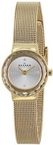 Skagen Women's SKW2186 Leonora Gold Mesh Watch