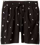 Munster Lightning Walk Shorts (Toddler/Little Kids/Big Kids)