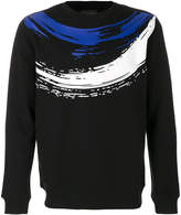 Diesel Black Gold printed sweatshirt