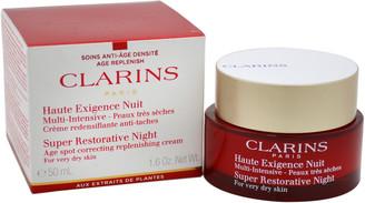 Clarins 1.6Oz Super Restorative Night Cream For Very Dry Skin