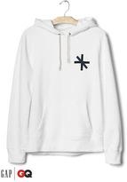 Gap x GQ Saturdays New York City pullover hoodie