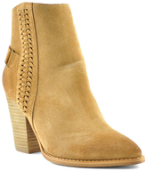 Very Volatile Tan Preston Suede Boot