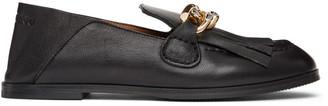 See by Chloe Black Mahe Slip-On Loafers
