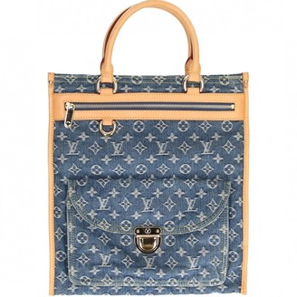 Louis Vuitton Multicolour Denim - Jeans Handbags