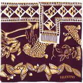 Valentino Garavani rectangular scarf