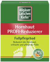 Allgauer Callus Reducing Bath by 10x10g Sachets)