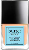 Butter London butter LONDON Sheer Wisdom Nail Tinted Moisturiser 11ml - Light