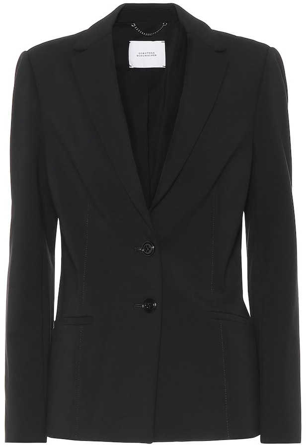 Schumacher Dorothee Emotional Essence jersey blazer