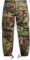Ralph Lauren Camo Cotton Cargo Pant