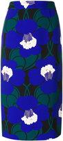 P.A.R.O.S.H. Polanski skirt - women - Polyester/Spandex/Elastane - S