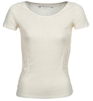 Naf Naf ONARA women's T shirt in White