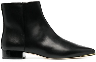 Tory Burch Lila leather ankle boots