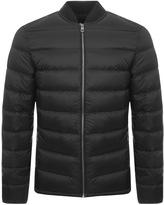 Calvin Klein Opron 5 Down Bomber Jacket Black