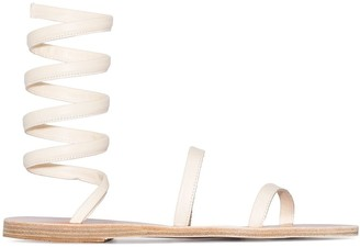 Ancient Greek Sandals Ofis ankle-wrap sandals