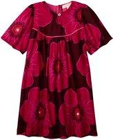 Pink Chicken Violet Dress (Toddler/Kid) - Port Royale Pop Floral - 5 Years