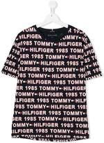 Tommy Hilfiger Junior TEEN all-over logo T-shirt