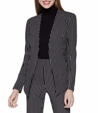 BCBGeneration Women's Pinstripe Blazer