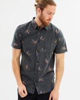 Globe Split SS Shirt