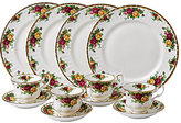 Royal Albert Old Country Roses 12-Piece Set