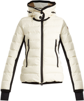 Moncler Lamoura hooded quilted-down ski jacket