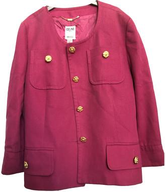 Celine Pink Denim - Jeans Jackets